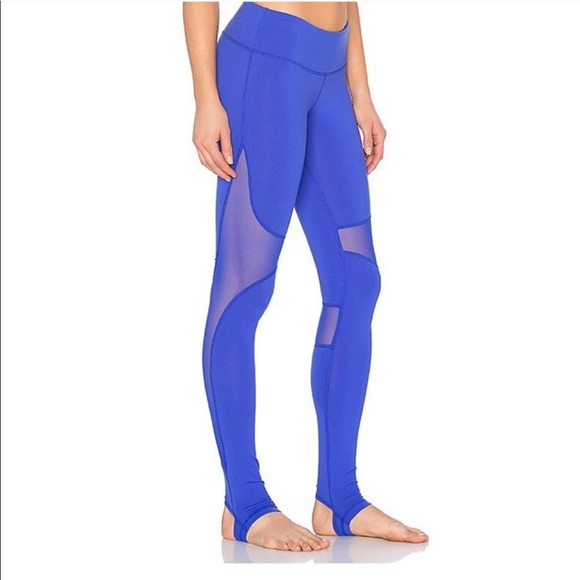 b6f546945f987 ALO Yoga Pants | Blue Coast Leggings | Poshmark